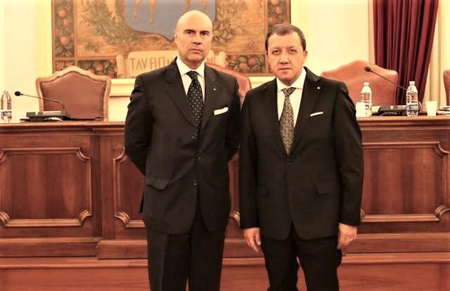 United States Foreign Trade Institute, alla dirigente Cristina Di Silvio il Premio Isfoa alla Carriera