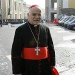 Isfoa: laurea a Cardinal Josè Saraiva Martins, PrefettoCongregazione CausedeiSanti