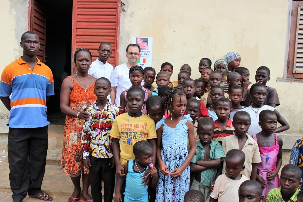 FOTO – Marco Botta, Premio Internazionale Isfoa per l'impegno umanitario